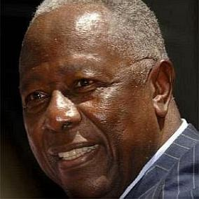 facts on Hank Aaron