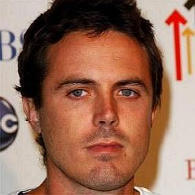 Casey Affleck facts