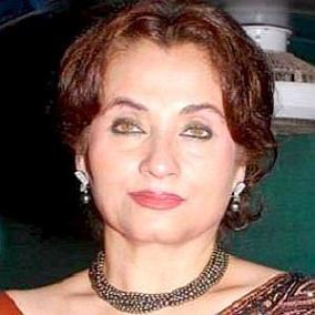 Salma Agha facts