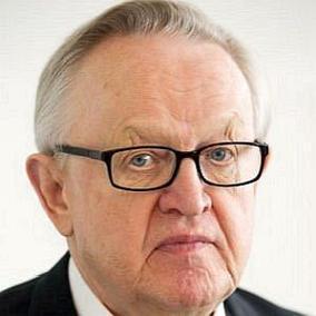 Martti Ahtisaari facts