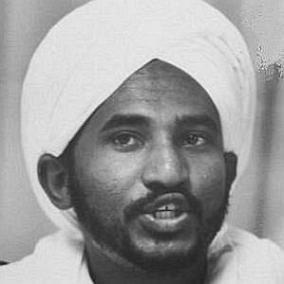 Sadiq Al-Mahdi facts