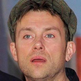Damon Albarn facts