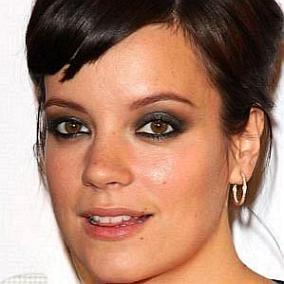 Lily Allen facts