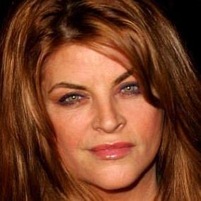 facts on Kirstie Alley