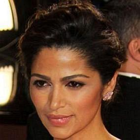 facts on Camila Alves