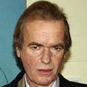 Martin Amis facts