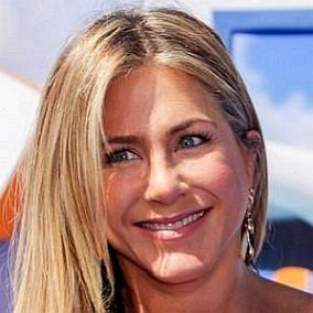 facts on Jennifer Aniston