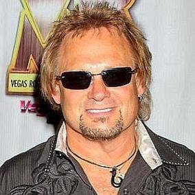 Michael Anthony facts