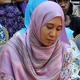 Nurul Izzah Anwar facts