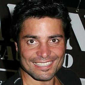 Chayanne facts