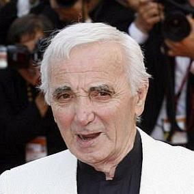facts on Charles Aznavour