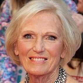 Mary Berry facts