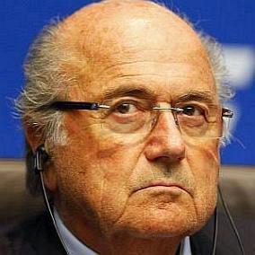 Sepp Blatter facts