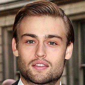 Douglas Booth facts