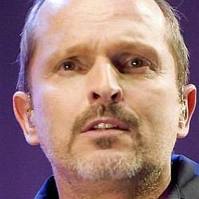 Miguel Bose facts