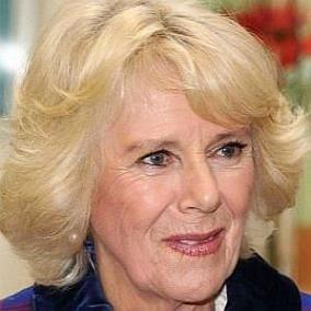 Camilla Parker Bowles facts