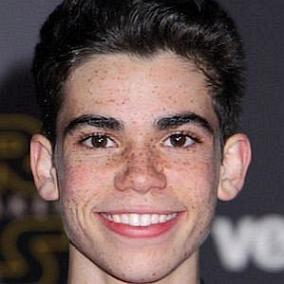 facts on Cameron Boyce