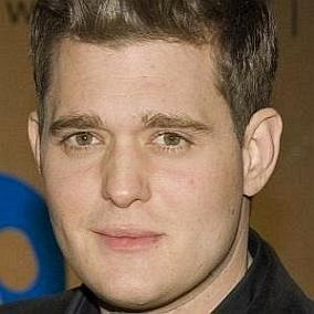 facts on Michael Buble