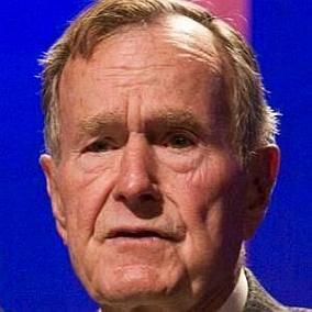 facts on George H.W. Bush