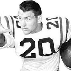 facts on Billy Cannon