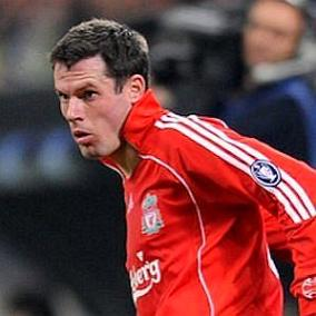 facts on Jamie Carragher