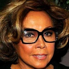 facts on Diahann Carroll