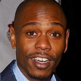 facts on Dave Chappelle