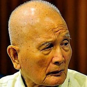 facts on Nuon Chea