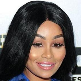facts on Blac Chyna