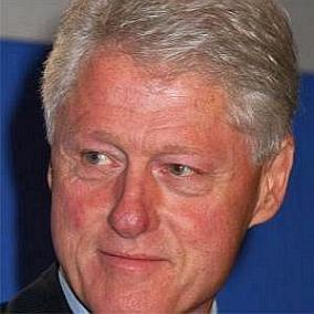 facts on Bill Clinton