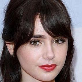 Lily Collins facts