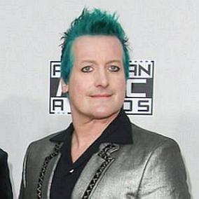 Tre Cool facts