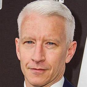Anderson Cooper facts