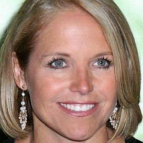 Katie Couric facts