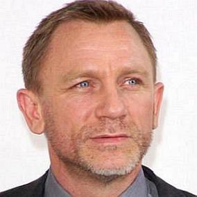 Daniel Craig facts