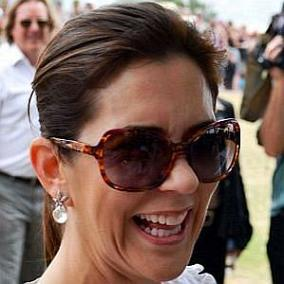Mary Crown Princess of Denmark facts