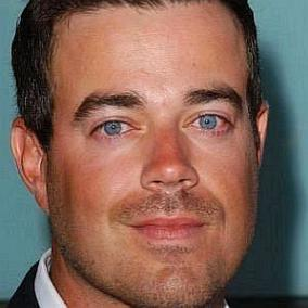 Carson Daly facts