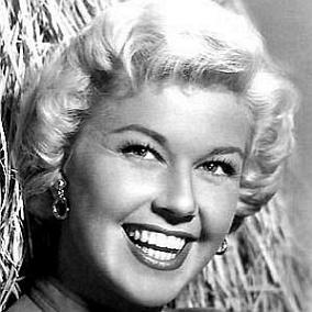 facts on Doris Day