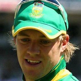 facts on AB de Villiers