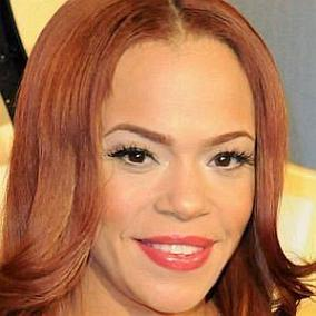 Faith Evans facts