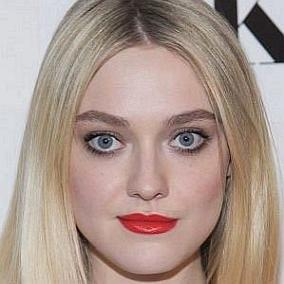 Dakota Fanning facts