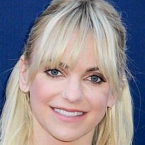 Anna Faris facts