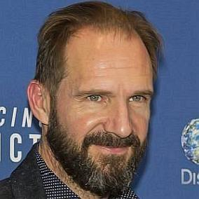 Ralph Fiennes facts