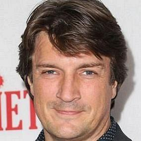 Nathan Fillion facts
