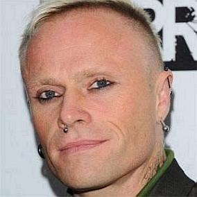 facts on Keith Flint