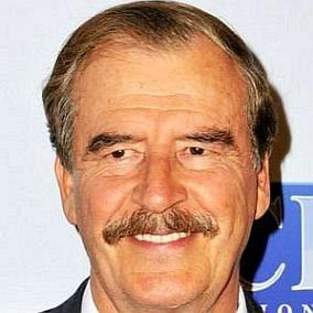 Vicente Fox facts