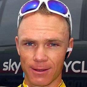 Chris Froome facts