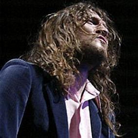 John Frusciante facts
