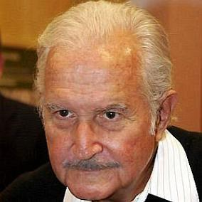 facts on Carlos Fuentes