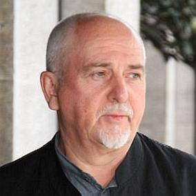 facts on Peter Gabriel